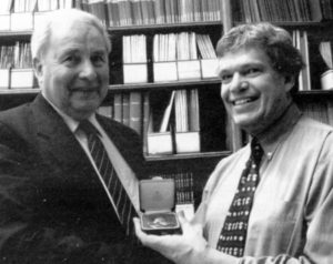 Whitaker Medal of the Hydrogeological Group of the Geological Society: