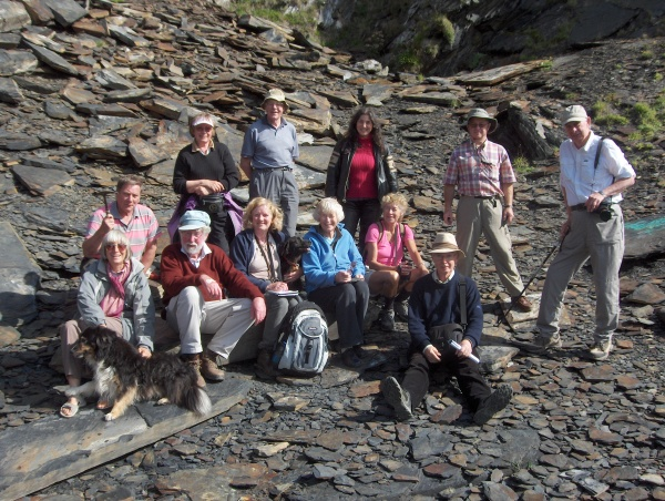 Aber Geology Group – Pembrokeshire Trip 2010: