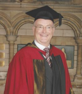 Professor Keith Atkinson